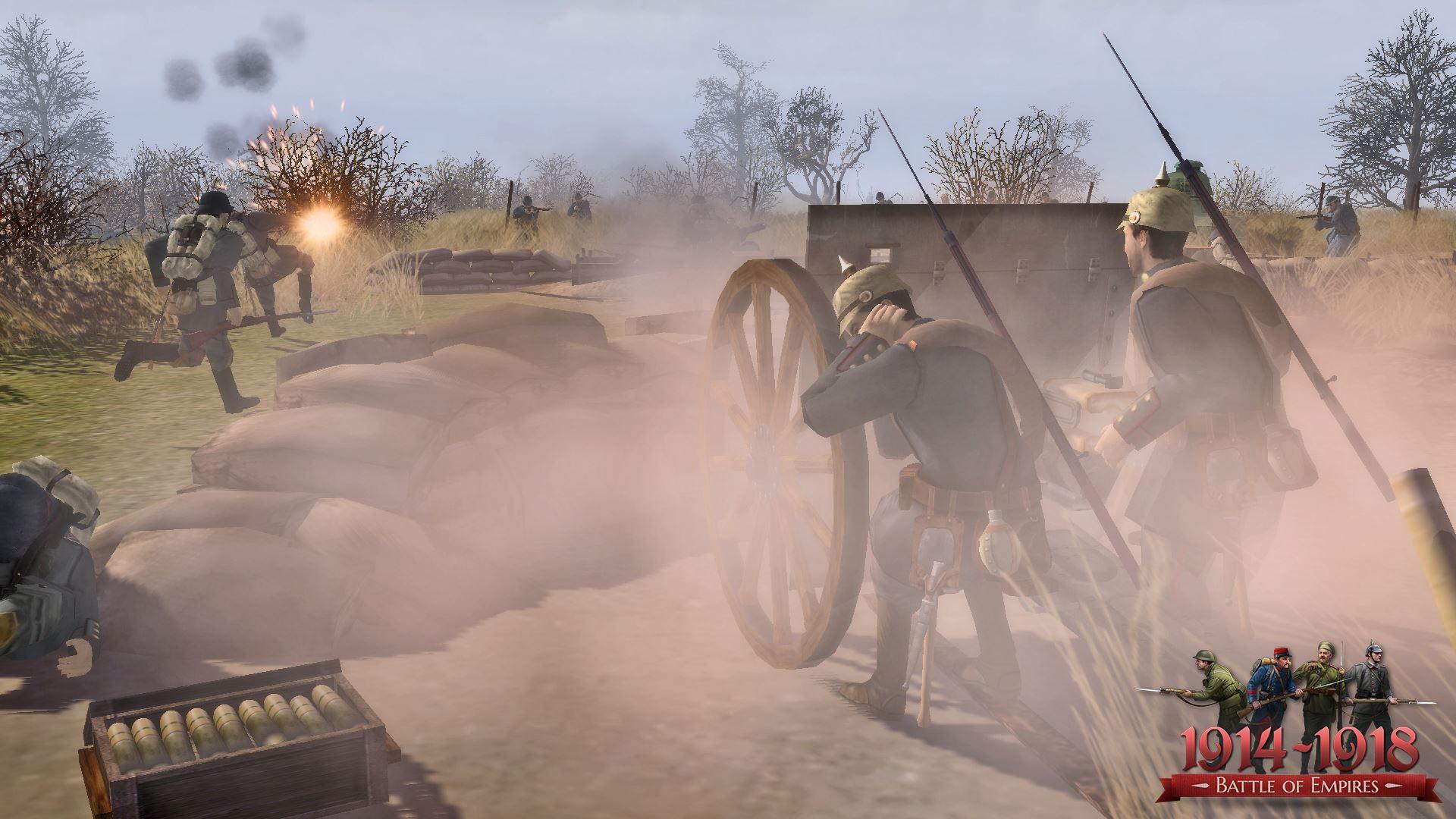 Скачать Battle of Empires: 1914-1918 (1.506) + 10 DLC (RUS, ENG) — бесплатно