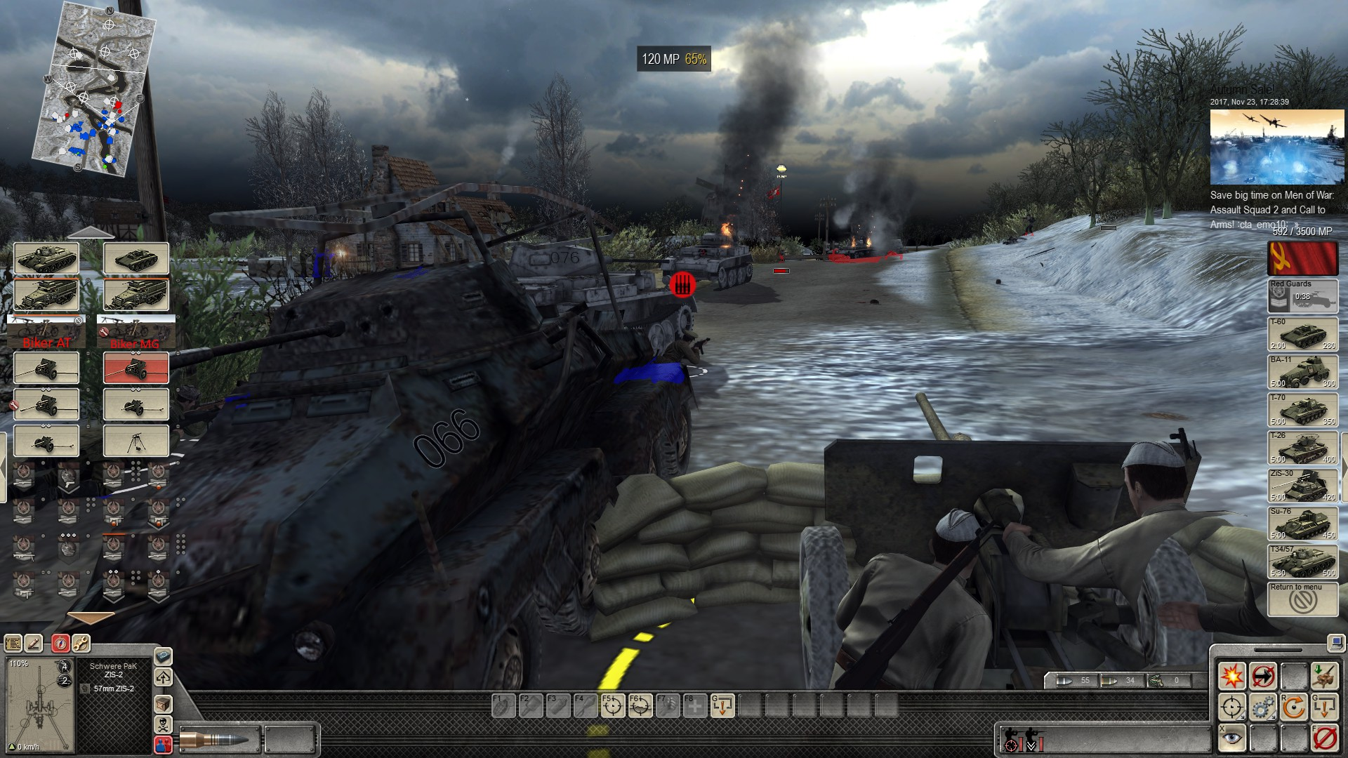 Скачать файл Zeeburg999 Russia Skirmish — (AS2 — 3.260.0)