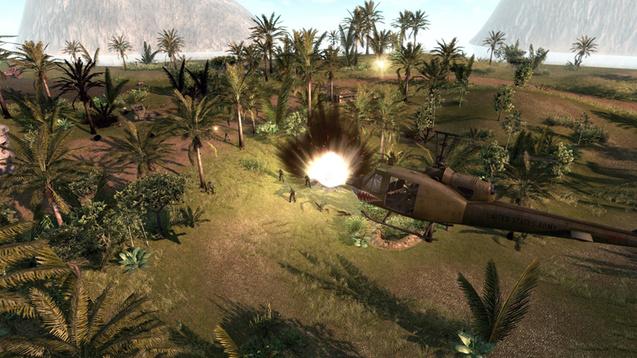 Скачать файл Vietnam Skirmish Part Two — (AS2 — 3.260.0)
