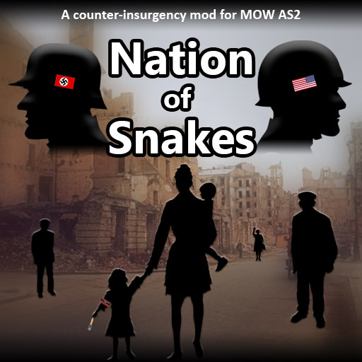 Скачать файл Nation of Snakes - Counter-Insurgency v6.5.2 (AS2 — 3.262.0) (v25.11.2018)