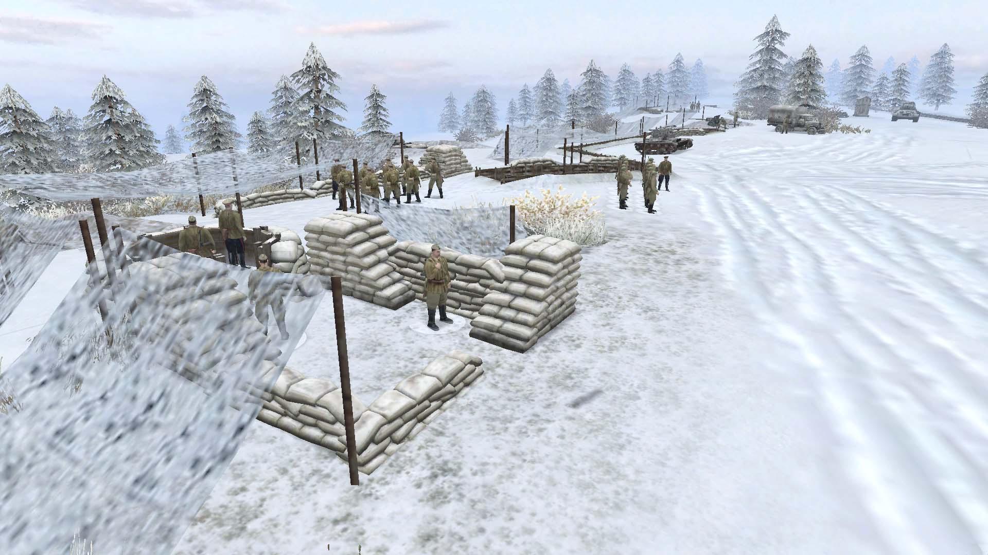 Скачать Кампании из ВТВ-2 и Лиса пустыни за СССР и Германию на движке Штурма-1