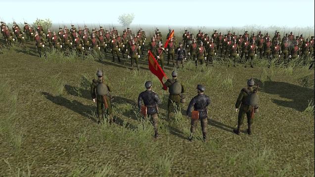 Скачать файл Battle of Warsaw 1920 — (AS2 — 3.260.0)