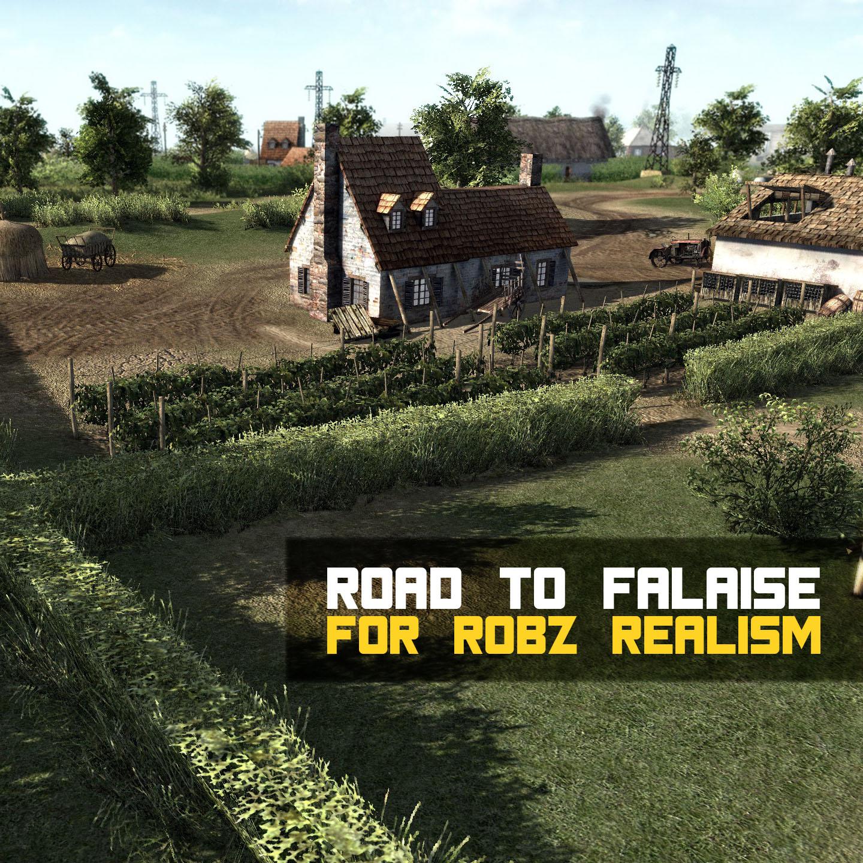 Скачать файл Endless Realism v1.3.4 (for RobZ Realism) — (AS2 — 3.260.0)