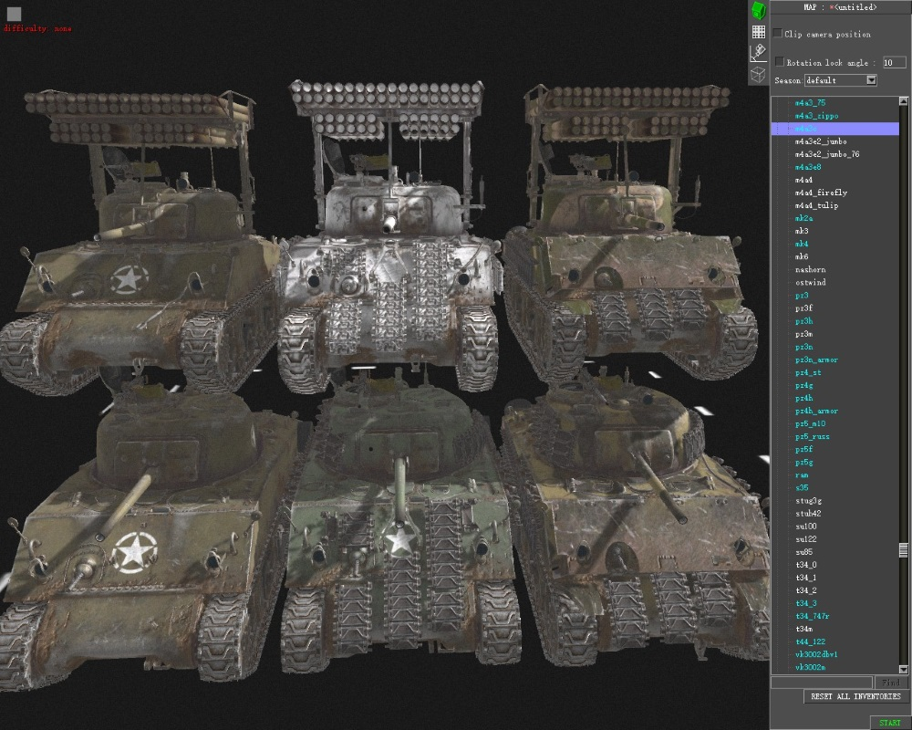 Скачать файл M4A3-75 and M4A3-Calliope (VVSS) — (AS2 — 3.260.0)