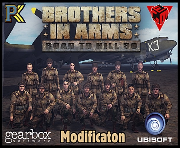 Скачать файл Brothers in Arms: Road to Hill 30 By SturmfuhrerPK (AS2 — 3.260.0, 3.261.0, 3.262.0) (v17.11.2018)