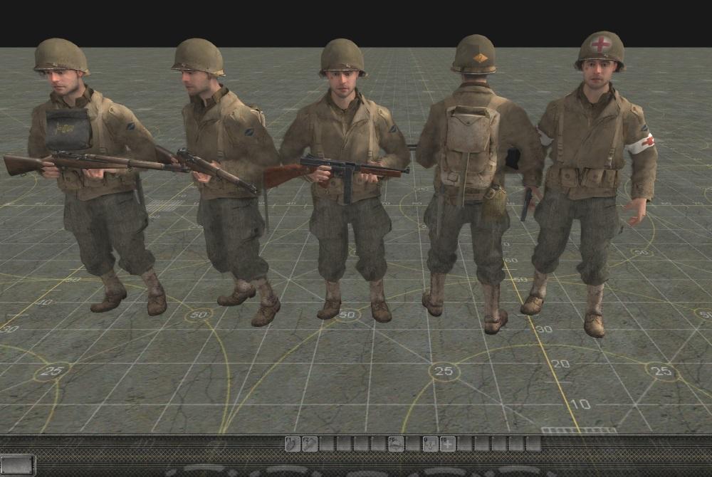 Скачать файл Call of Duty 2 Skins Mod — (AS2 — 3.260.0) (v03.04.2018)