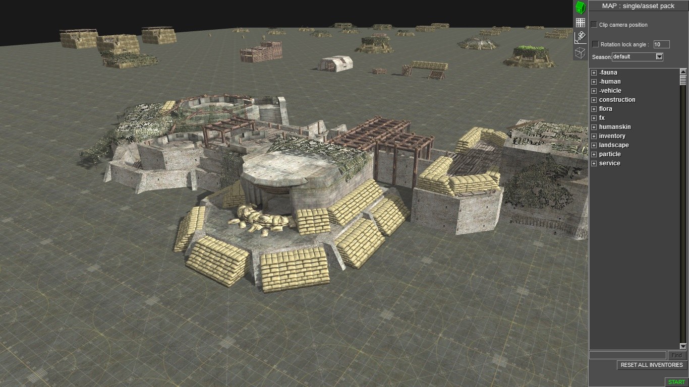 Скачать файл Fortification Asset Pack by Pershing — (AS2 — 3.260.0)