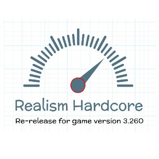 Скачать файл Realism Hardcore (AS2 — 3.260.0)