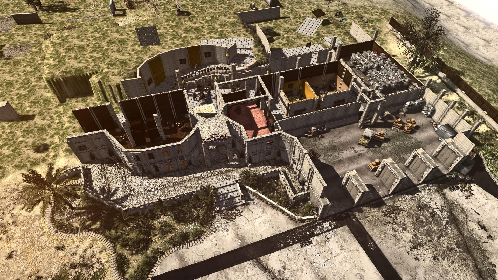 Скачать файл Photorealistic Luxury Mansion - Editor Map (AS2 — 3.260.0)