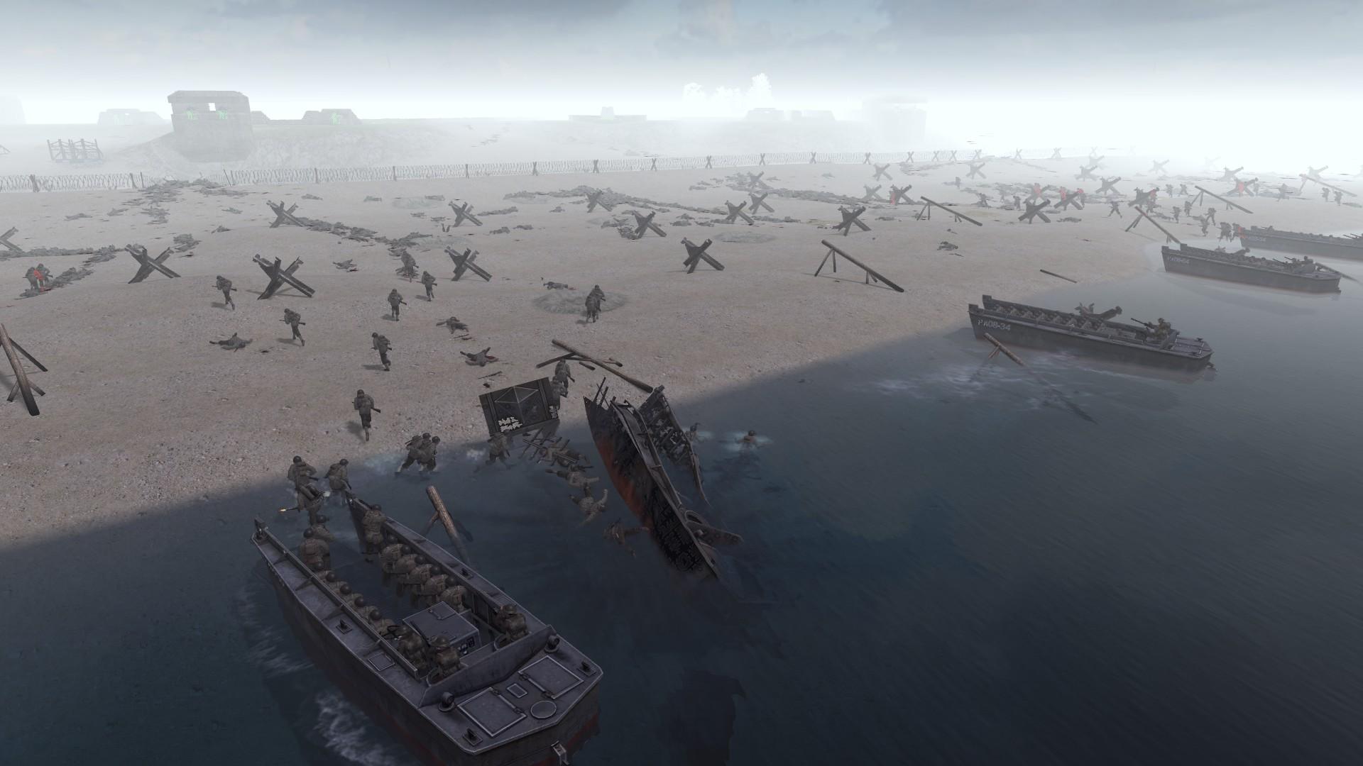 Скачать файл Battle for Normandy (RobZ) (AS2 — 3.260.0)