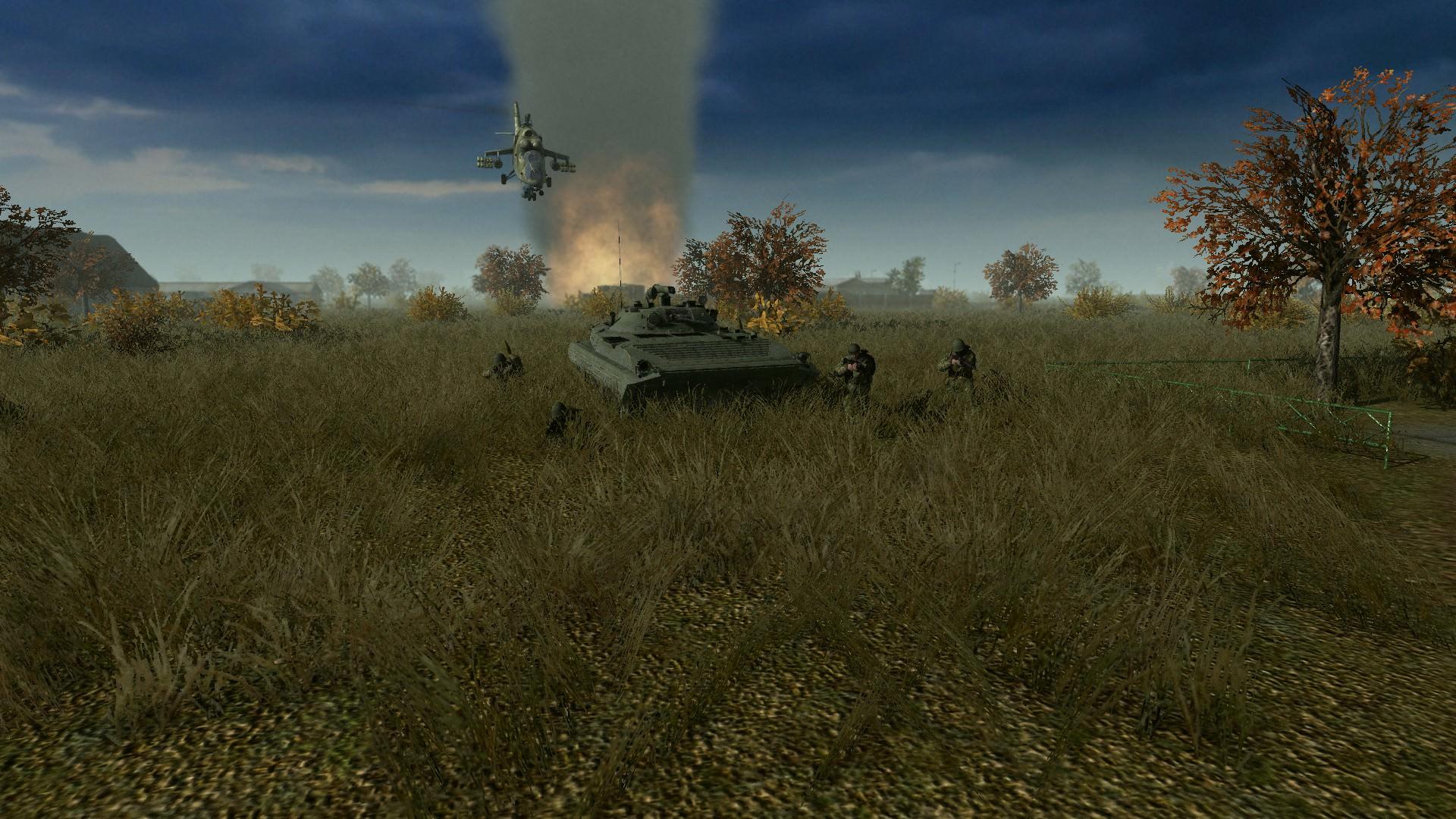 Скачать Дух Войны  3.260 — бесплатно