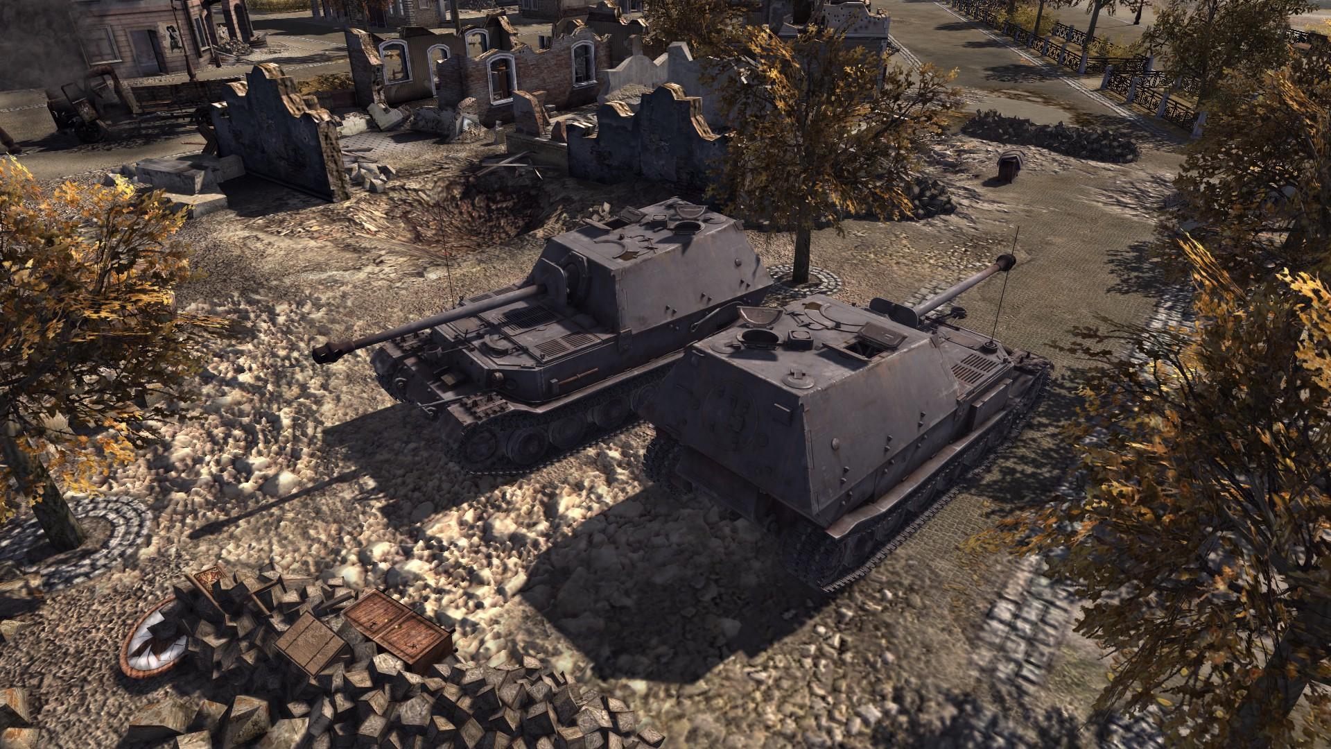 Скачать WT Panzerjager Ferdinand (AS2 — 3.260.0) — бесплатно