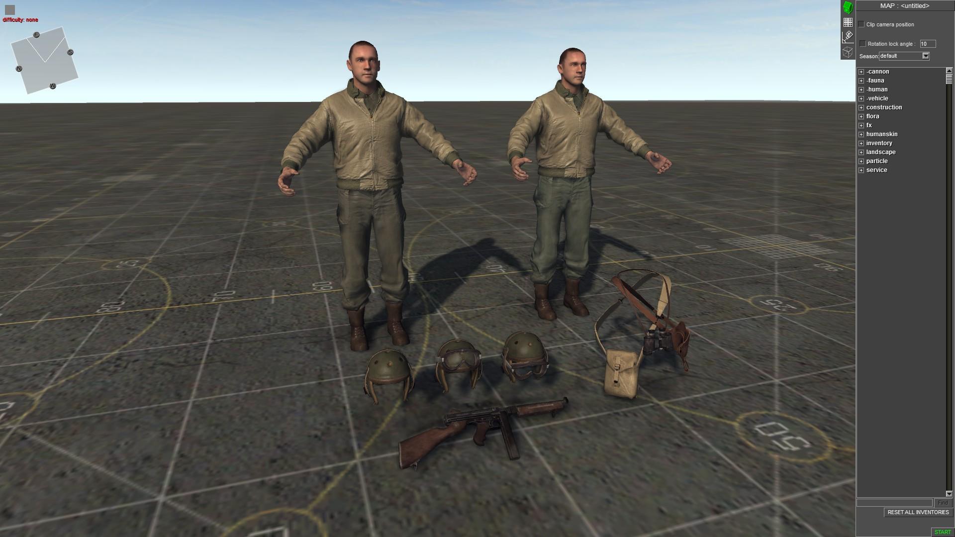 Скачать 3D модель ww2_us_skin (AS2 — 3.260.0)