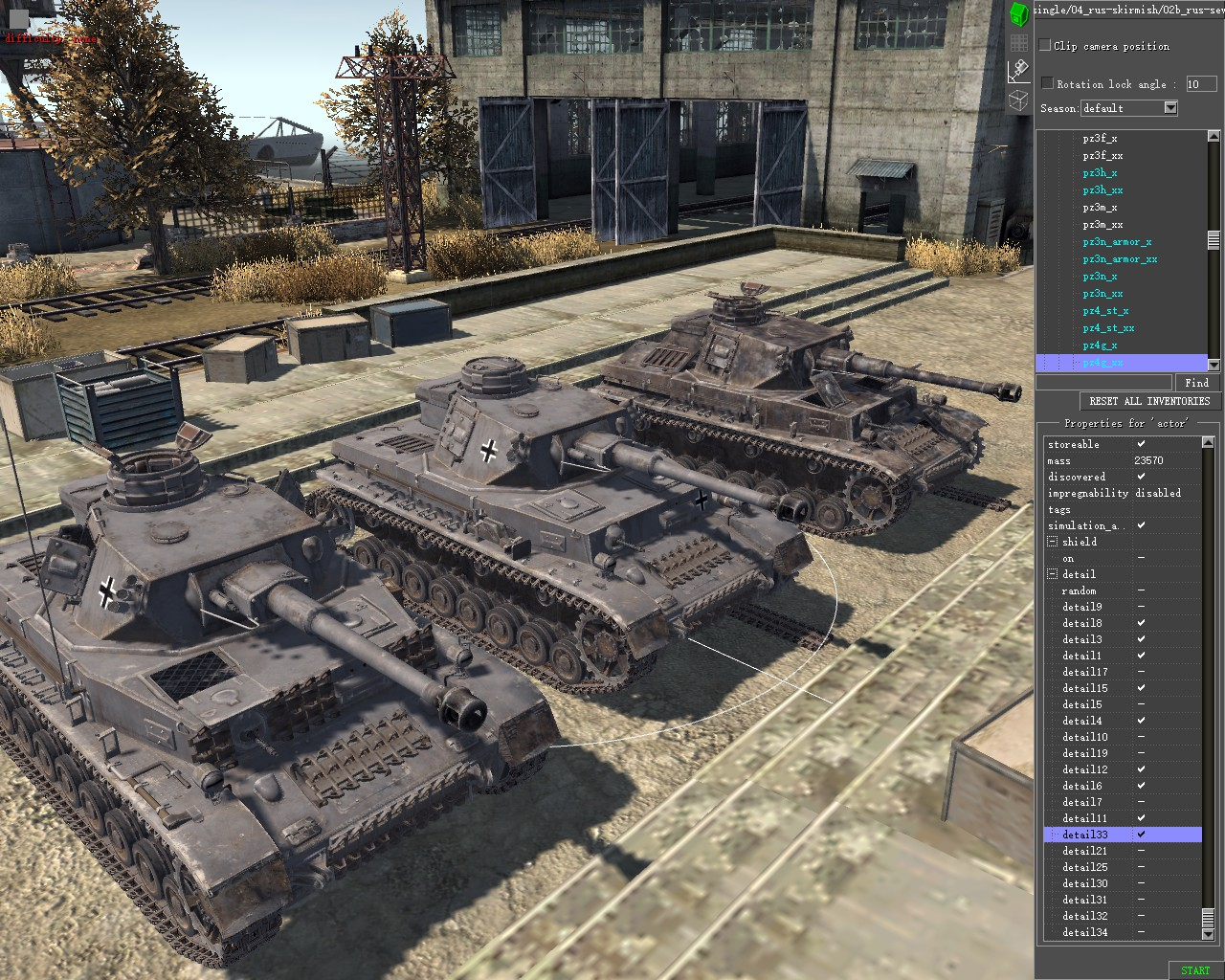 Скачать файл Panzerkampfwagen IV-G (AS2 — 3.260.0)