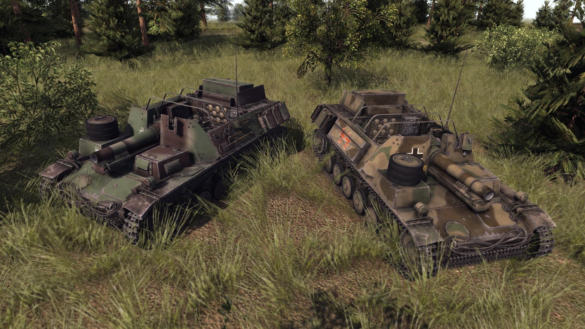 Скачать WT Sturmpanzer Bison2 (AS2 — 3.260.0) — бесплатно
