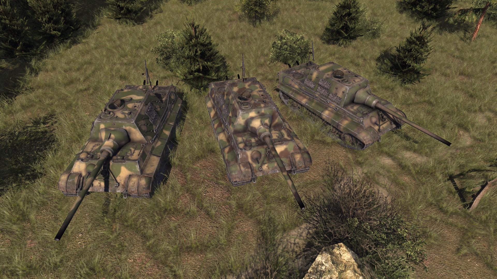 Скачать 3D модель WT Panzerjager Jagdtiger (AS2 — 3.260.0)