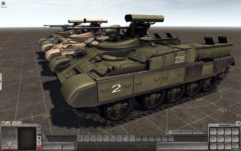 Скачать 3D модель BTR-T (AS2 — 3.260.0)