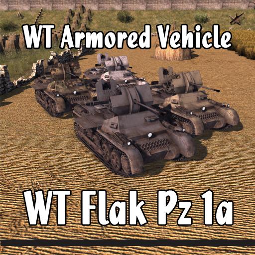 Скачать WT Flak Pzkpfw 1a (AS2 — 3.260.0) — бесплатно