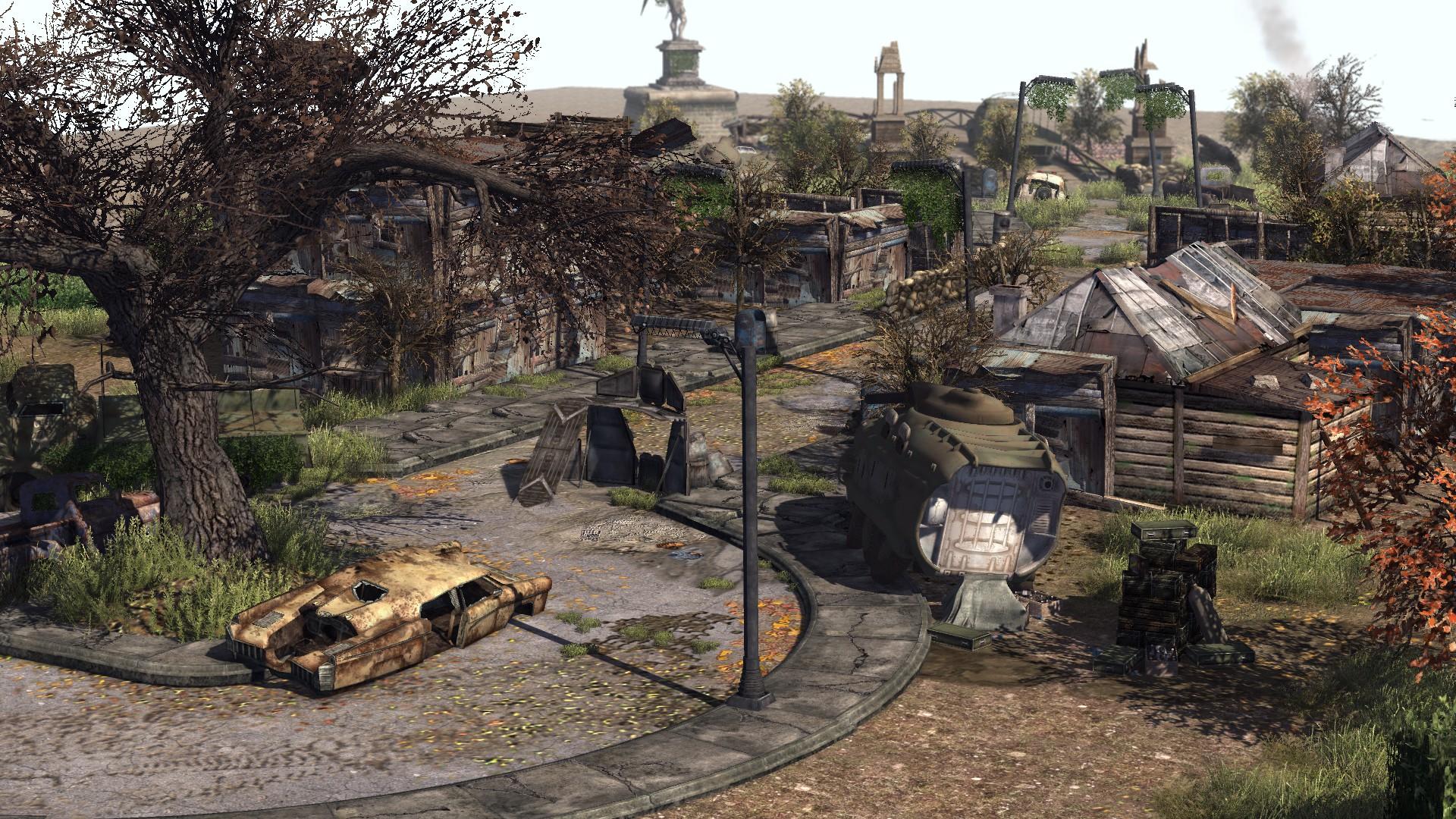 Скачать After The Blast A Fallout Mod (AS2 — 3.260.0) (v09.07.2018) — бесплатно