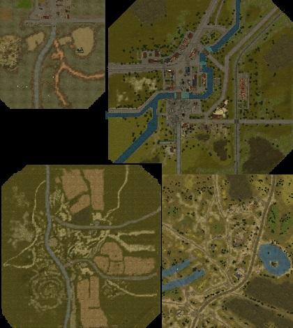 Скачать Soldiers mappack — бесплатно