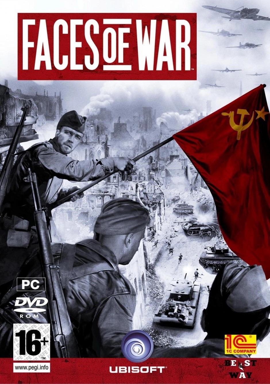 Скачать В тылу врага 2 | Faces of War (1.04.1) — бесплатно