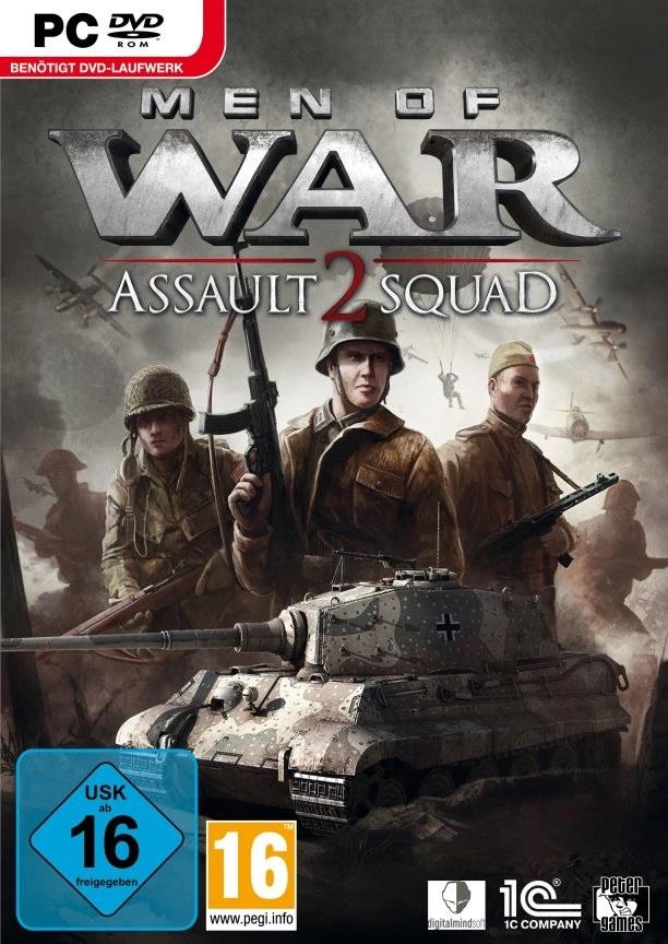 Скачать В тылу врага: Штурм 2 | Men of War Assault Squad 2 (3.260.0) — бесплатно