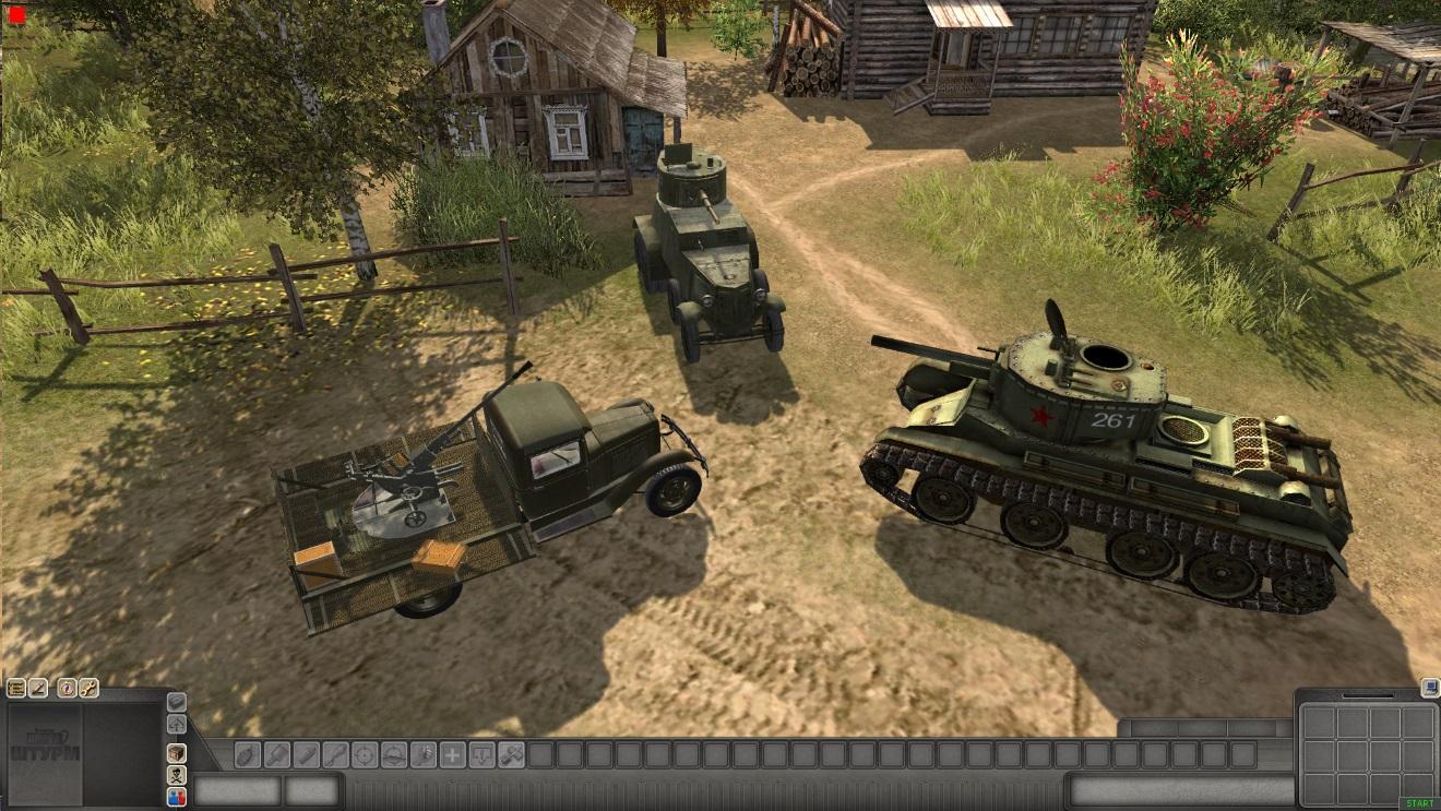 Скачать Советские танки, БТРы, автомобили. (for LP) — бесплатно
