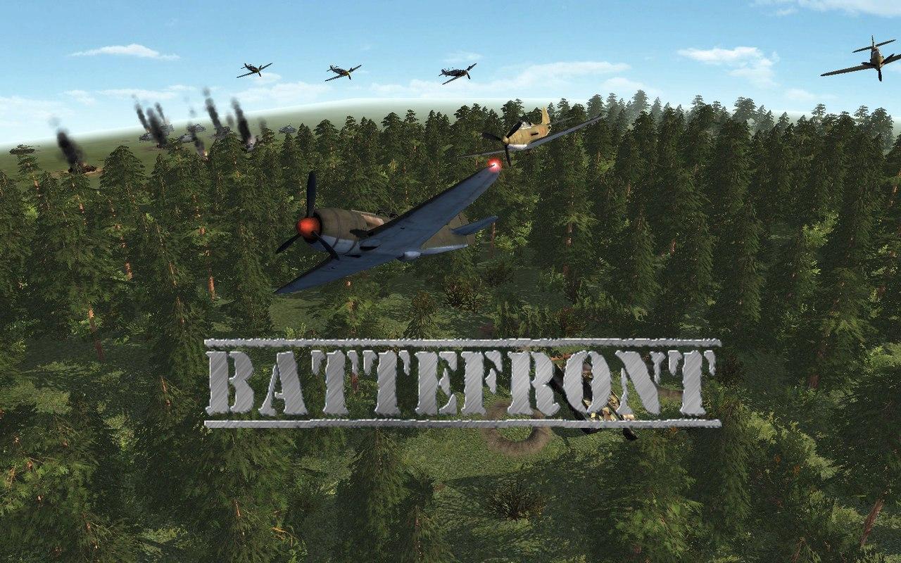 Скачать Мод Battefront. beta 1.2 (обновлено) — бесплатно