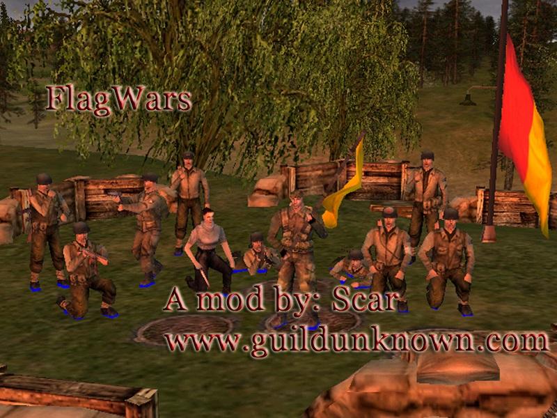 Скачать Flag Wars — бесплатно