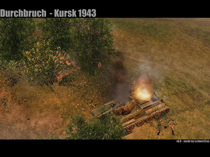 Скачать Durchbruch - Kursk 1943 v0.9 — бесплатно