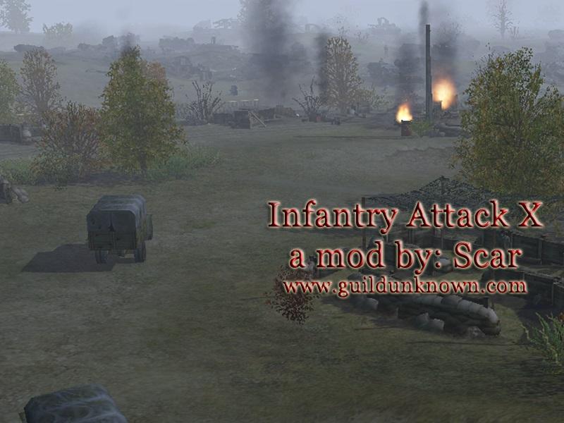 Скачать Infantry Attack X — бесплатно