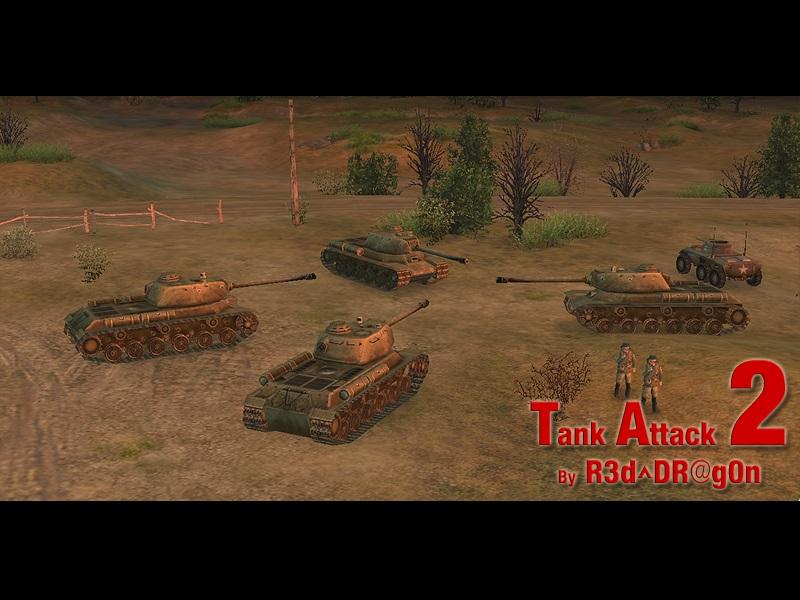 Скачать Tank Attack 2 — бесплатно