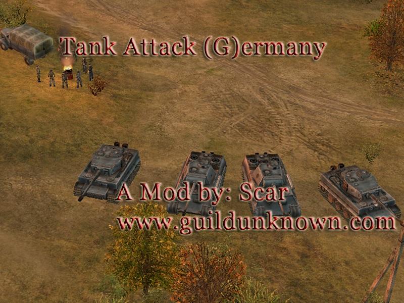 Скачать Tank Attack G — бесплатно