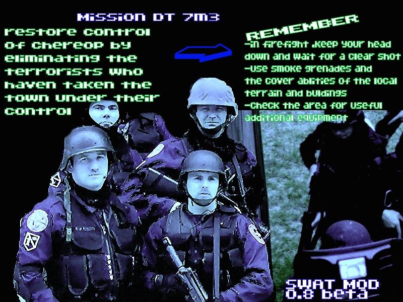 Скачать SWAT v0.8a — бесплатно