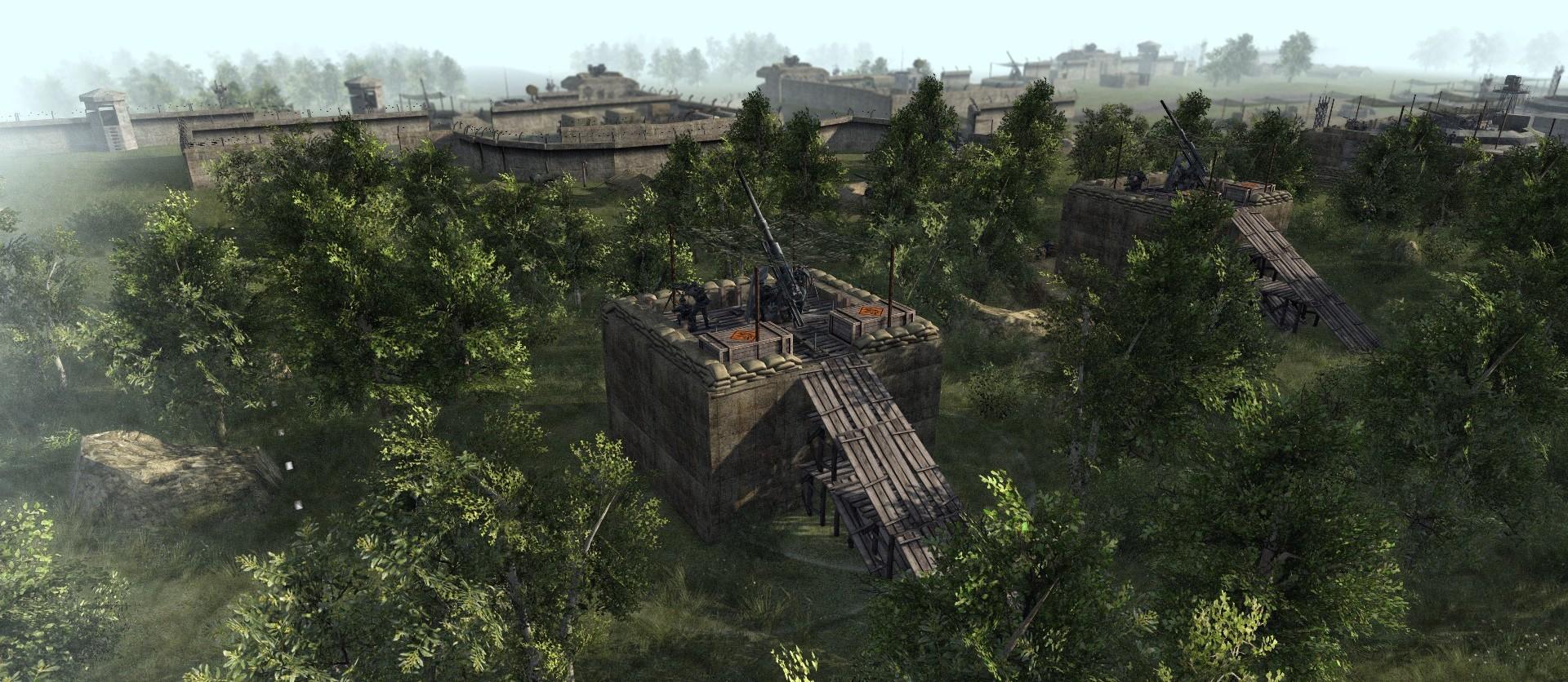 Скачать German Defence Line 2.0 (AS2 — 3.260.0) — бесплатно
