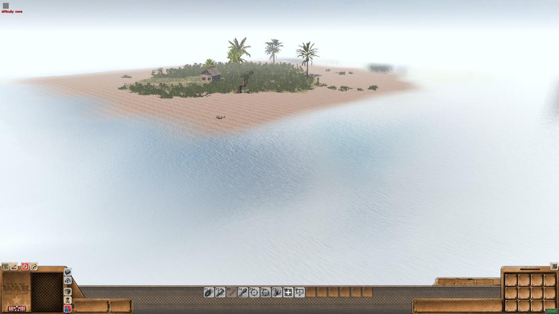 Скачать Desert island (AS2 — 3.260.0) — бесплатно