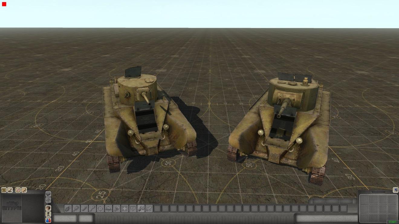 Скачать BT 2-5 by SMF, (не отзеркаленные модели) — бесплатно