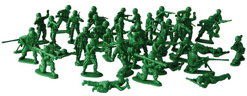 Скачать 3D модель Toy Soldiers v4 (AS2 — 3.260.0) (v21.08.2018)