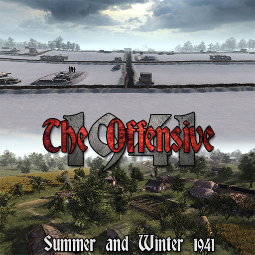 Скачать The Offensive. Summer and Winter 1941 (v1.3) (RobZ) (AS2 — 3.260.0) (v10.09.2018) — бесплатно