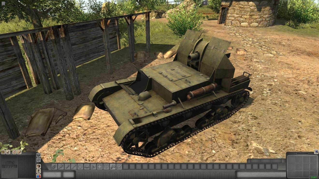 Скачать SU-5 — автор SMF, (не отзеркаленная модель) — бесплатно