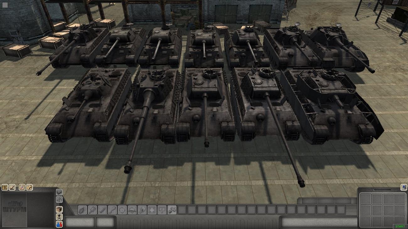 Скачать 3D модель Panther — автор SMF, (не отзеркаленные модели)