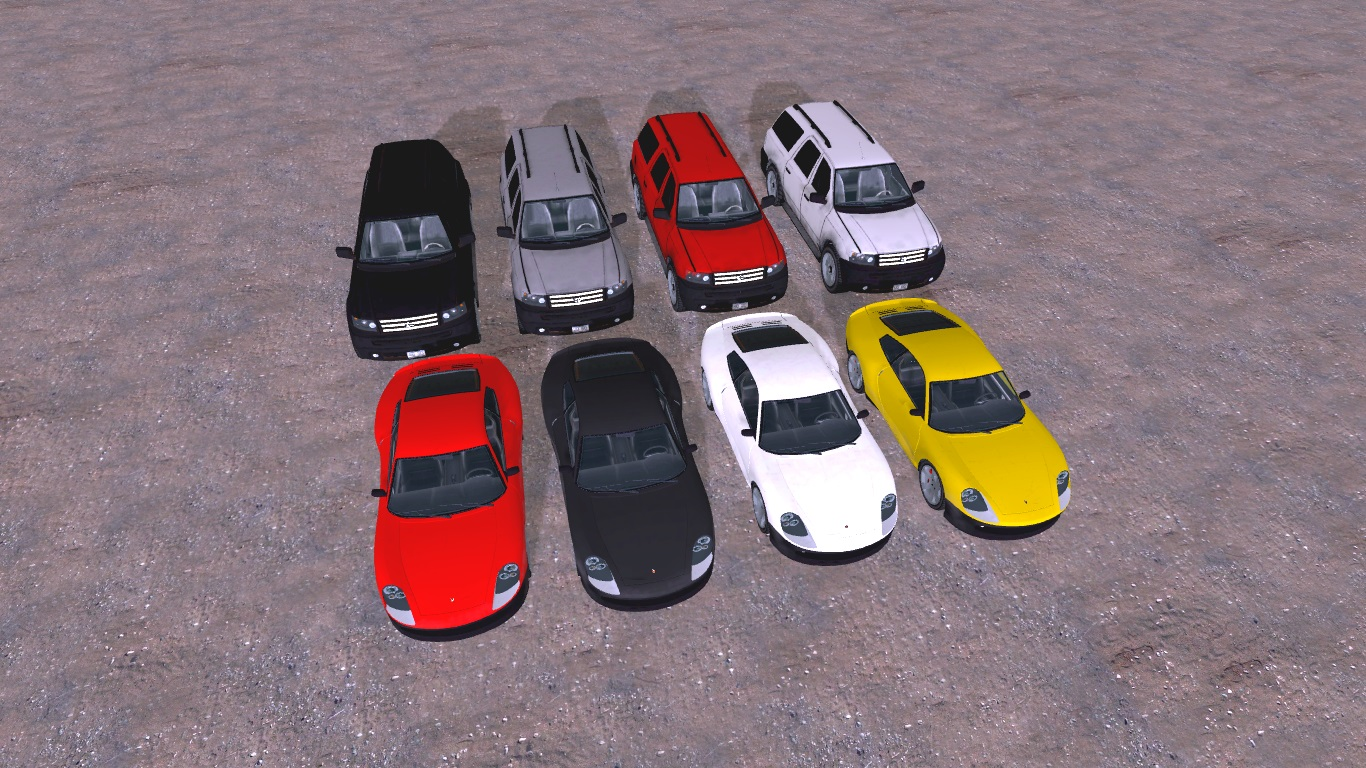 Civil car (AS2 — 3.262.0) (v21.08.2019)