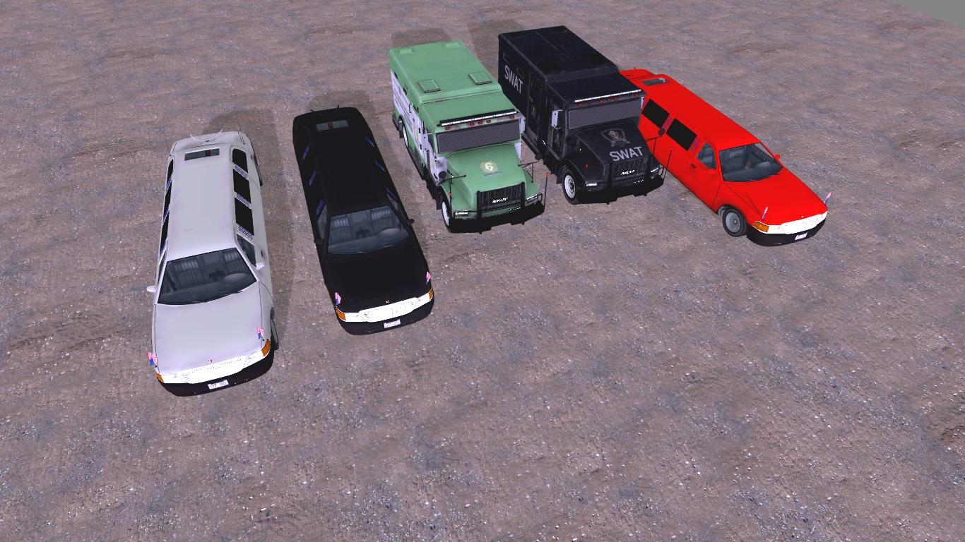 Скачать 3D модель Civil car (AS2 — 3.262.0) (v08.12.2018)