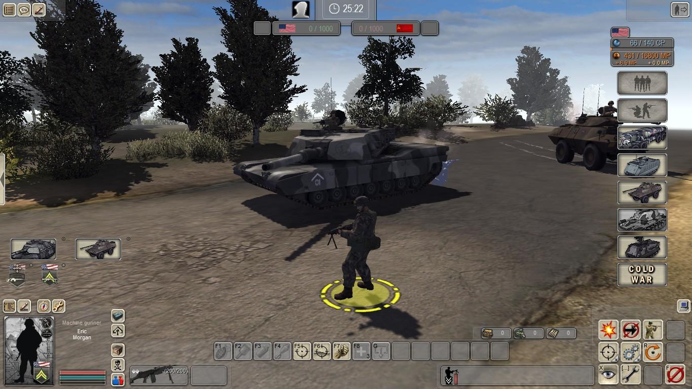 Скачать 3D модель Valour: Cold War (AS2 — 3.262.0) (v11.11.2018)