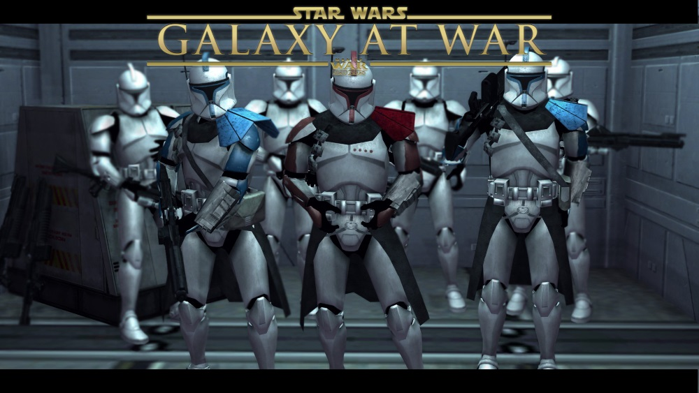 Star Wars - Galaxy At War - 0.52.4 (AS2 — 3.262.0) (v22.03.2020)