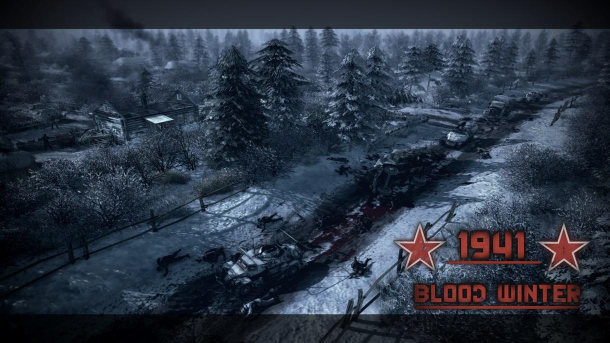 Скачать 3D модель 1941 - Battle of Moscow (AS2 — 3.262.0) (v13.12.2018)