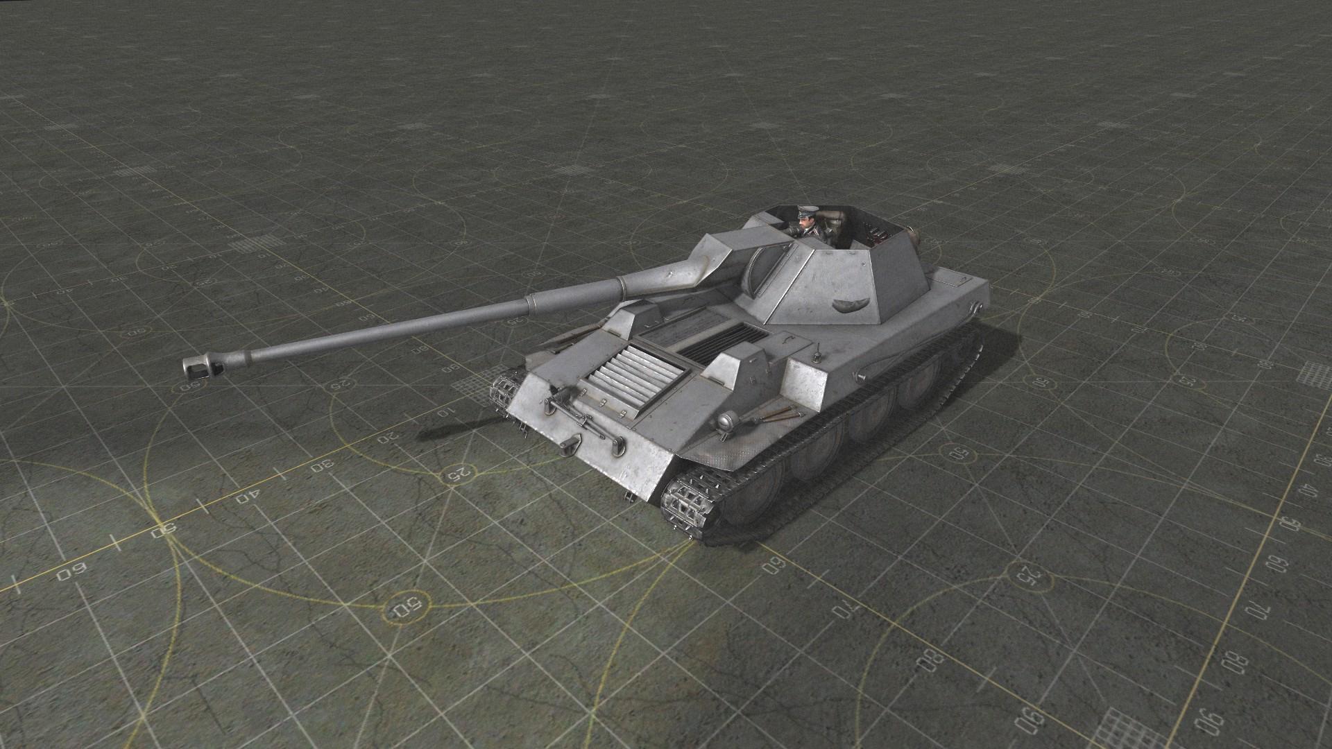 Скачать Krupp-Steyr Waffenträger [vlss] [Standalone] (AS2 — 3.262.0) (v03.11.2018) — бесплатно