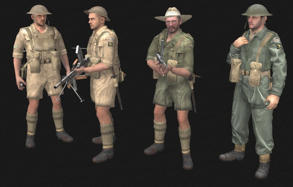Old Boy's ANZAC Battalion (RobZ) (AS2 — 3.262.0) (v10.11.2019)