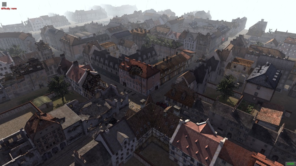 Скачать 3D модель Small French city (AS2 — 3.262.0) (v18.11.2018)