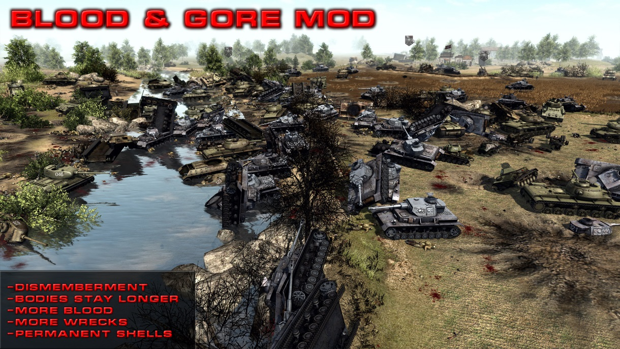 Blood and Gore Mod (AS2 — 3.262.0) (v19.02.2020)